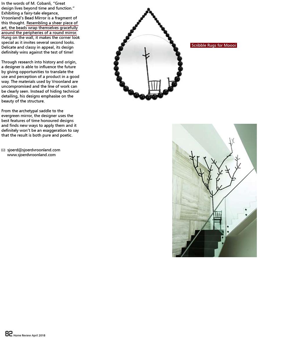 PUBLICATIE HOME REVIEW INDIA-5 980 - Sjoerd Vroonland